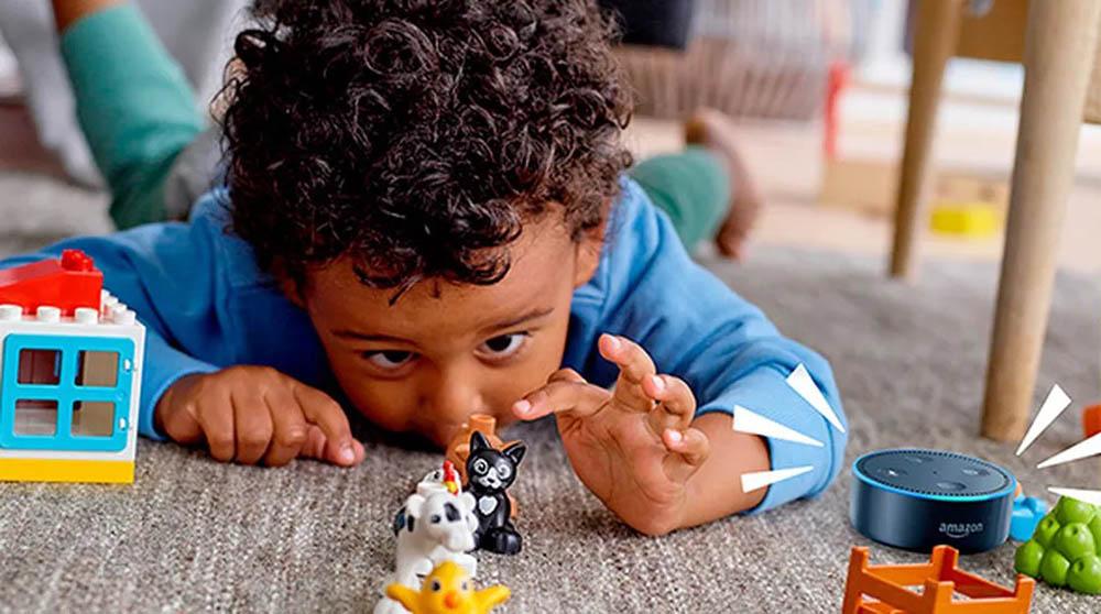 LEGO Duplo Alexa