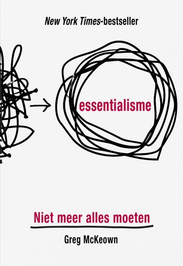 Essentialisme boek om productief te worden
