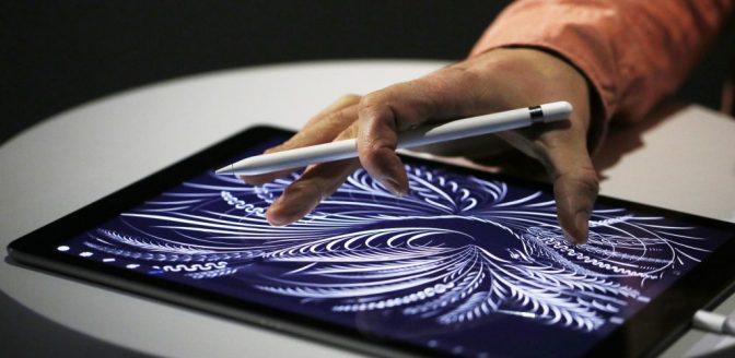 iPad Pro displays