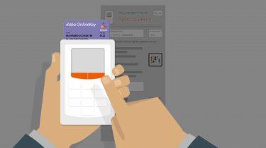 Rabobank Rabo Scanner app