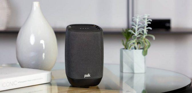 Polk Assist slimme speaker
