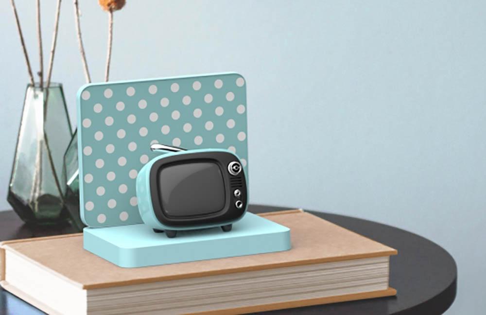 Lofree QTV speaker