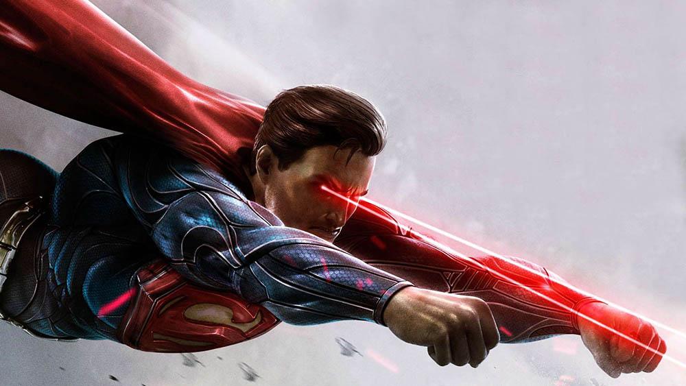 Superman laserogen