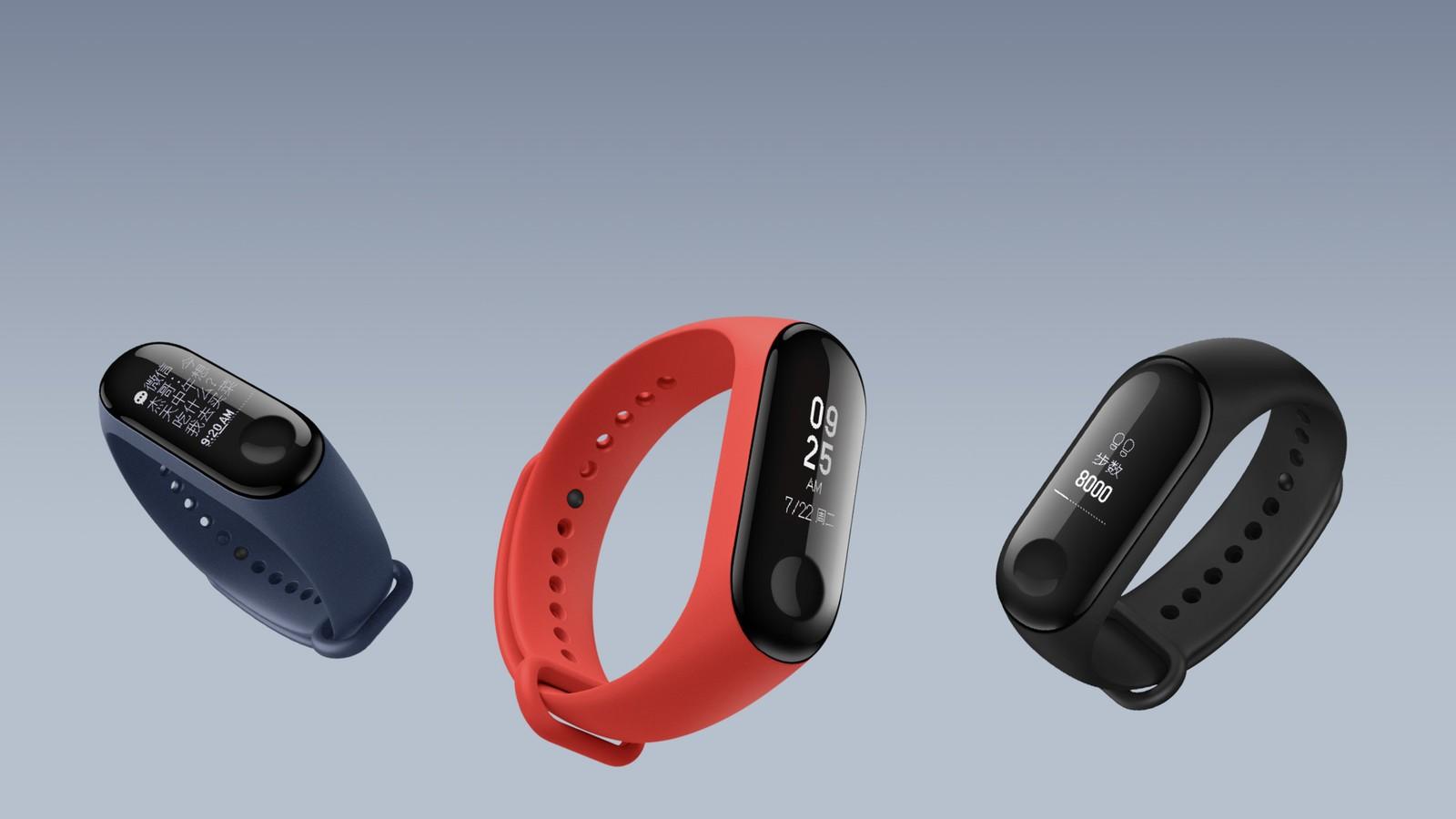 Xiaomi fitness tracker Singles Days