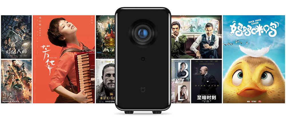 Xiaomi MIJA Projector