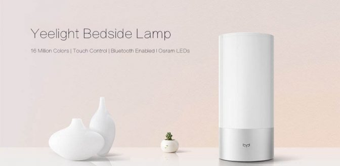 Xiaomi slimme lamp