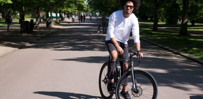 AM1 elektrische fiets