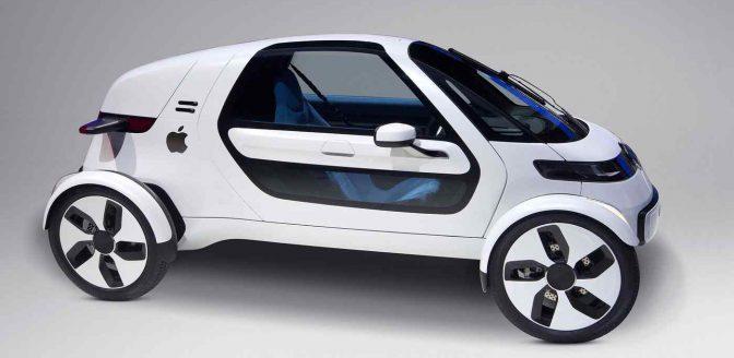 Apple zelfrijdende auto