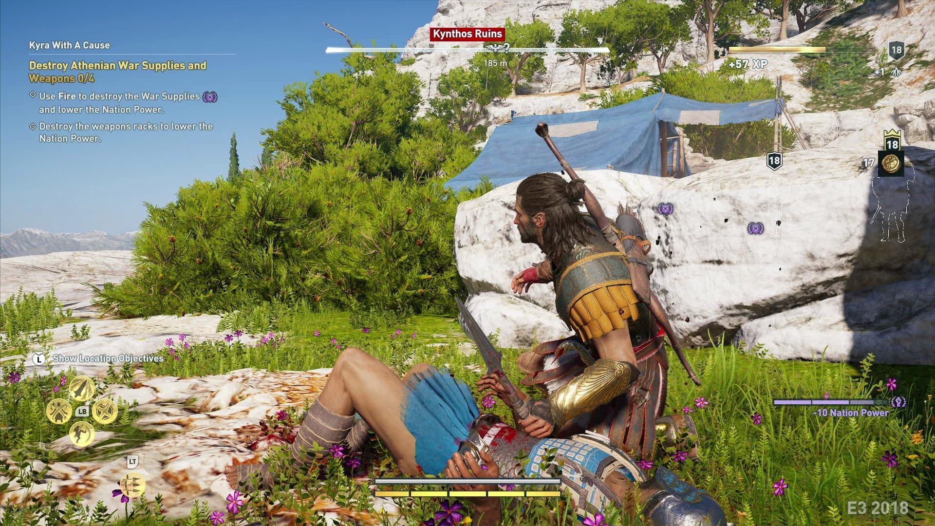 Bekijk nu de eerste beelden van Assassin's Creed Odyssey ...