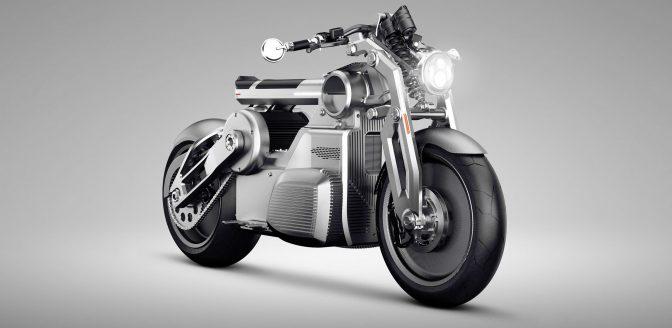 Curtis Motorcycles Zeus Concept