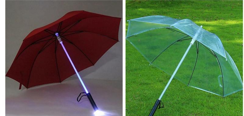 Lightsaber paraplu