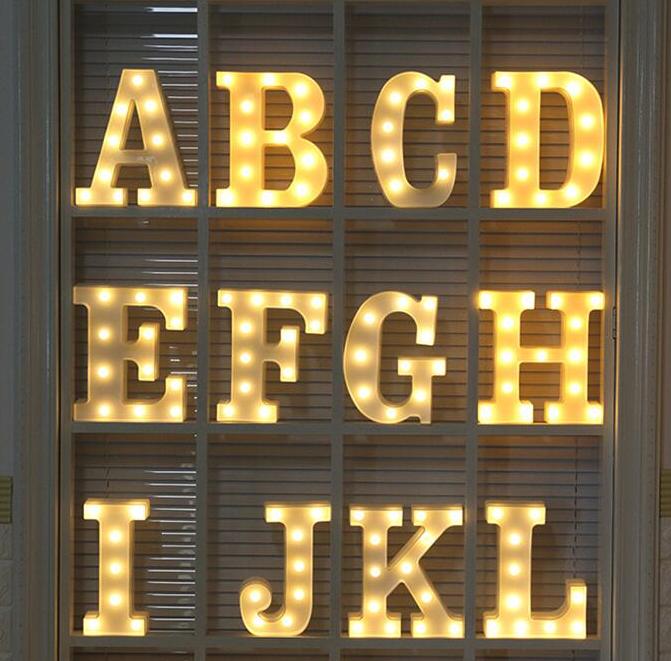 Letters Alfabet