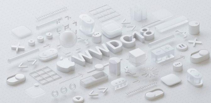 WWDC 2018 Apple