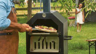 Aldi outdoor Pizzaoven