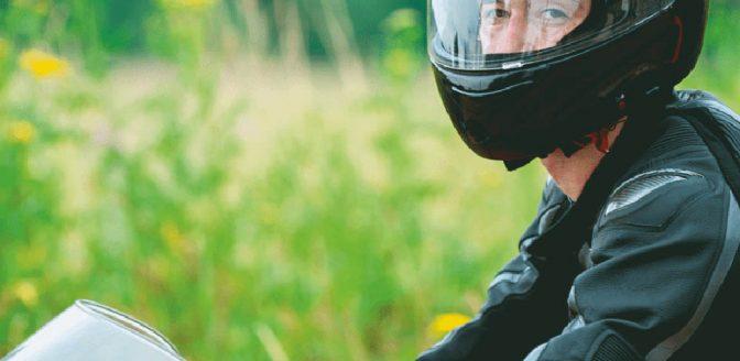 Aldi motorfiets headset