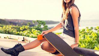 AliExpress elektrisch skateboard