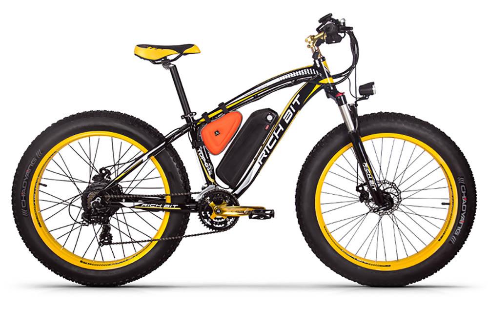 AliExpress elektrische fiets
