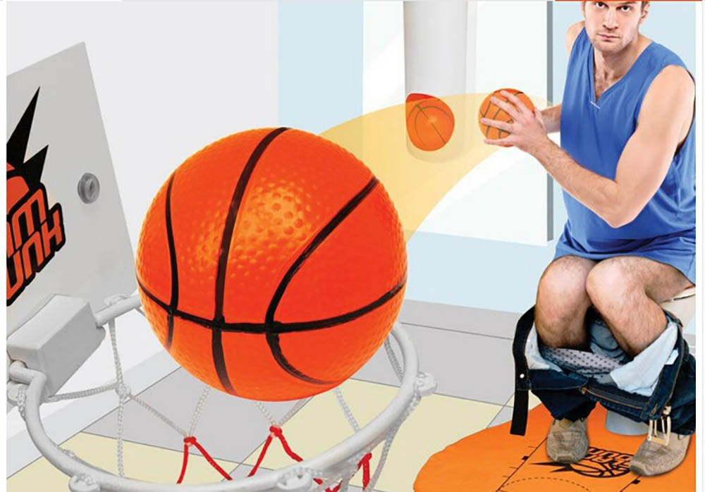 AliExpress basketball wc