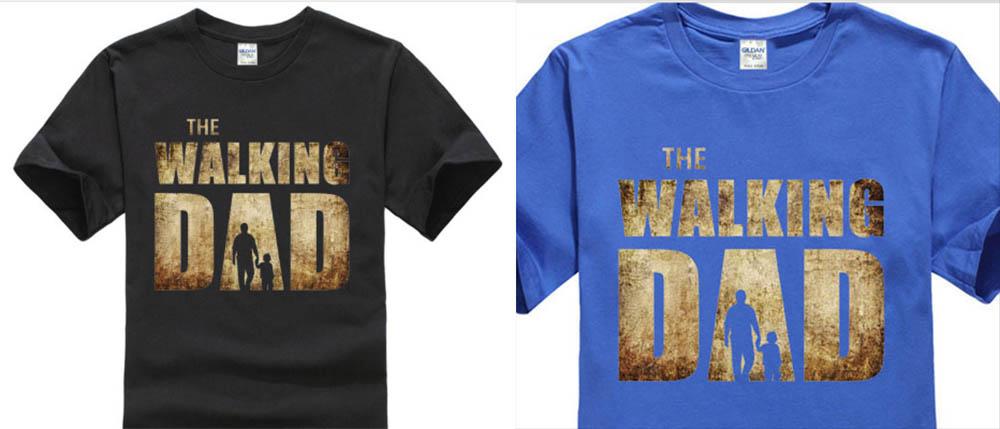 AliExpress The Walking Dad tshirt