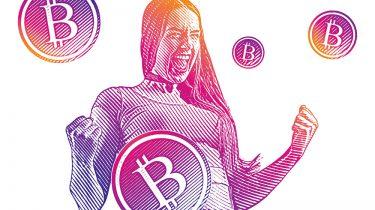 Bitcoin enthousiast