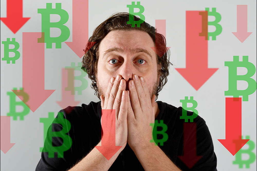 Bitcoin paniek