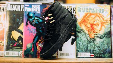 Marvel Vans Sneakers