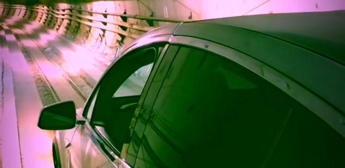 Boring Company Tesla Model X