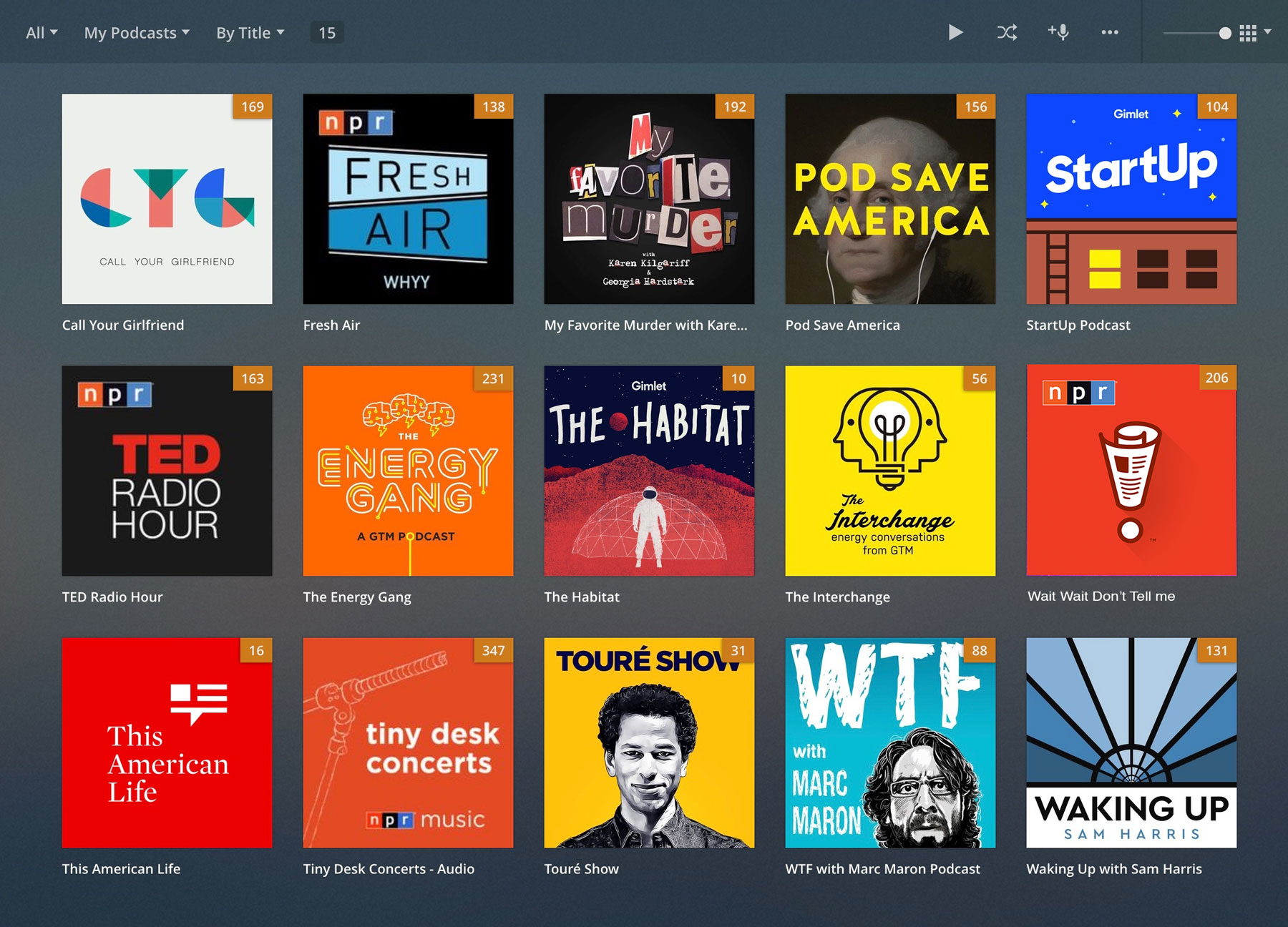 Plex podcast beste apps Android iOS