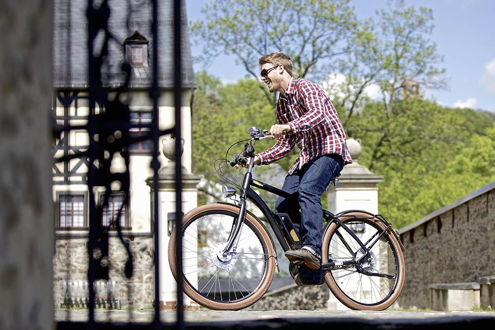 ebike elektrische fiets