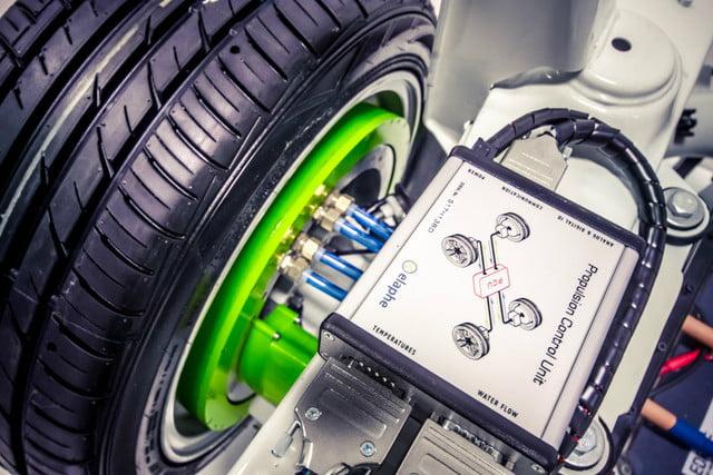 elektrische wielen