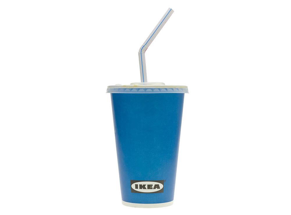 Ikea cup plastic