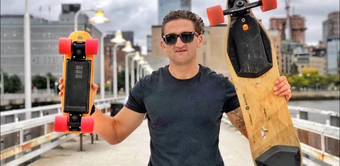 Elektrisch skateboard AliExpress