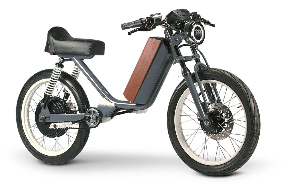 Onyx CTY moped