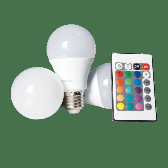 LED lampenset