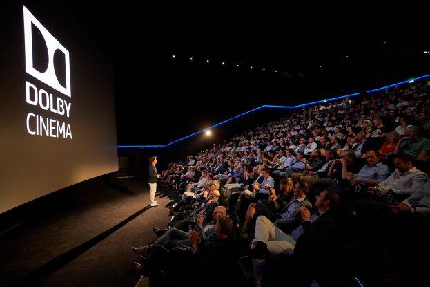 Pathé Dolby Cinema 4DX
