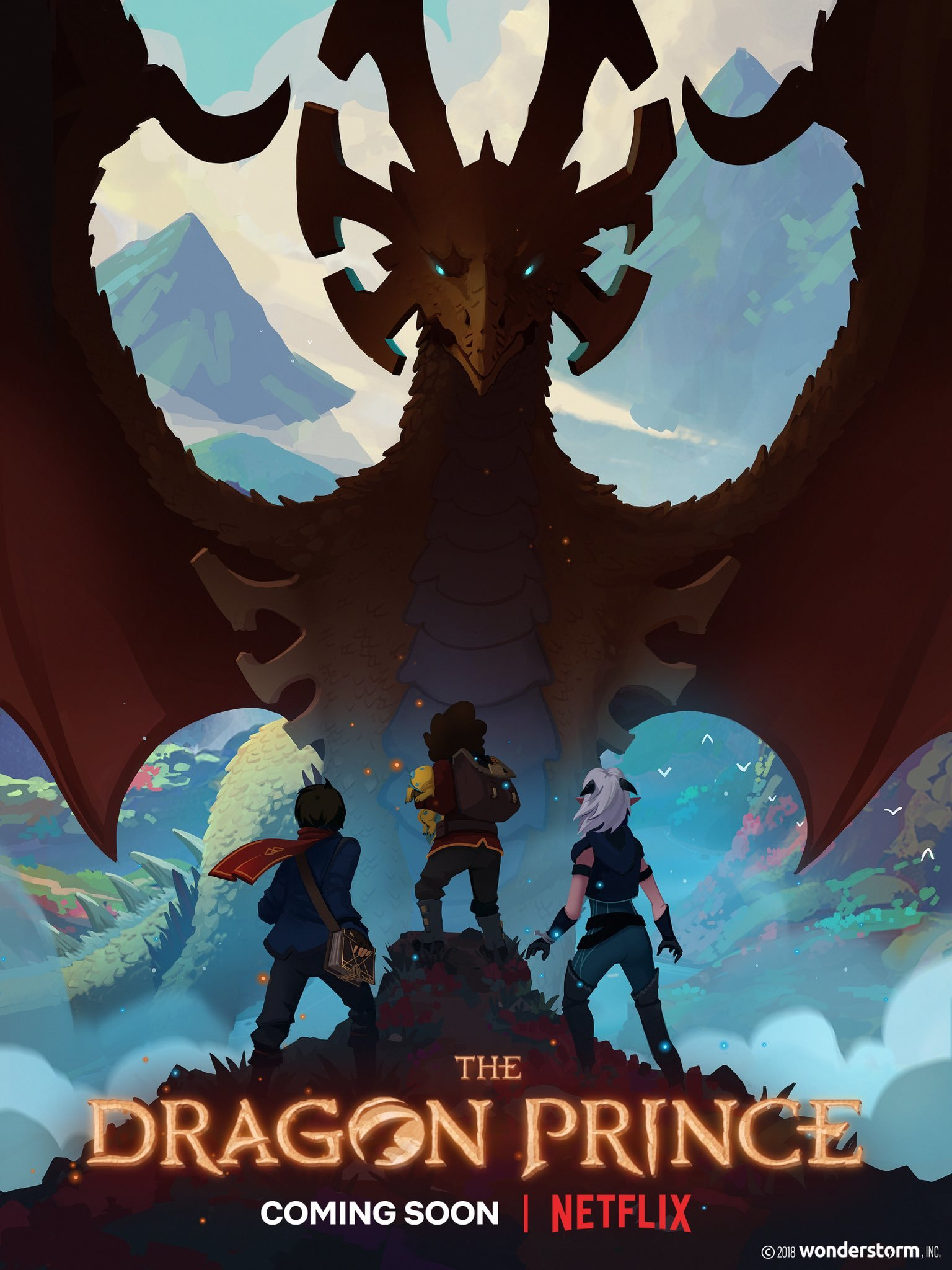 The Dragon Prince Avatar Netflix