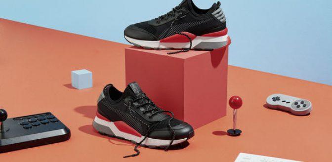 Puma gaming sneakers