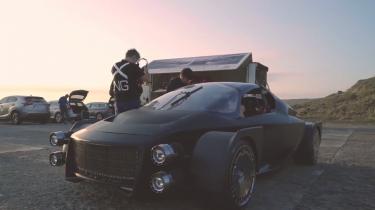 Xing elektrische supercar