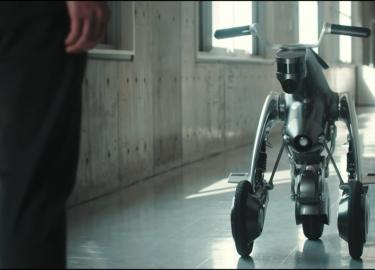 CanguRo robot