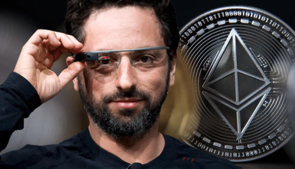 Sergey Brin Google Ethereum