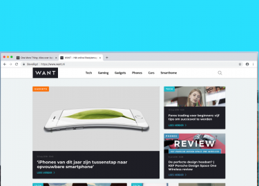 Chrome redesign