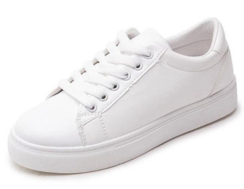 Witte sneakers aliExpress zomer