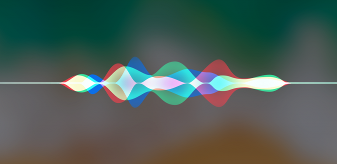 Apple siri machine learning