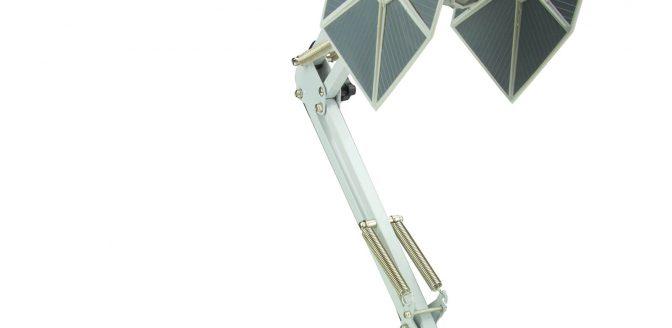 TIE Fighter bureaulamp