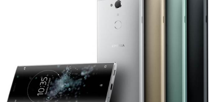 Xperia XA2 Plus