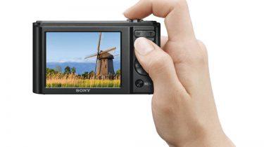 Aldi Compacte Sony Camera