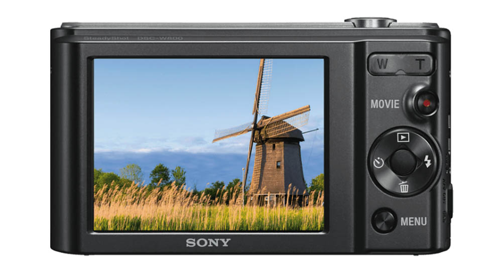 Aldi Sony Camera