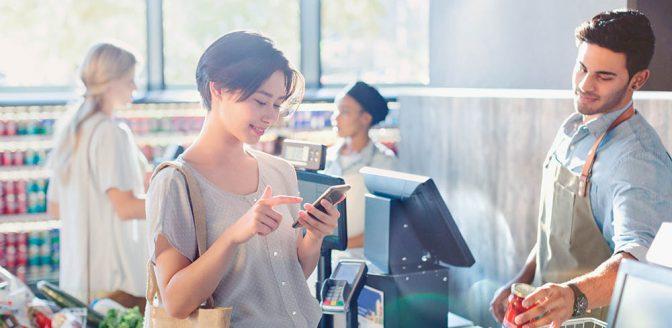 betalen smartphone