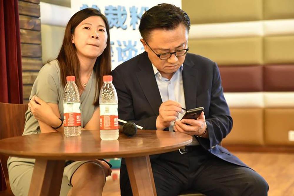 DJ Koh met Samsung Galaxy Note 9