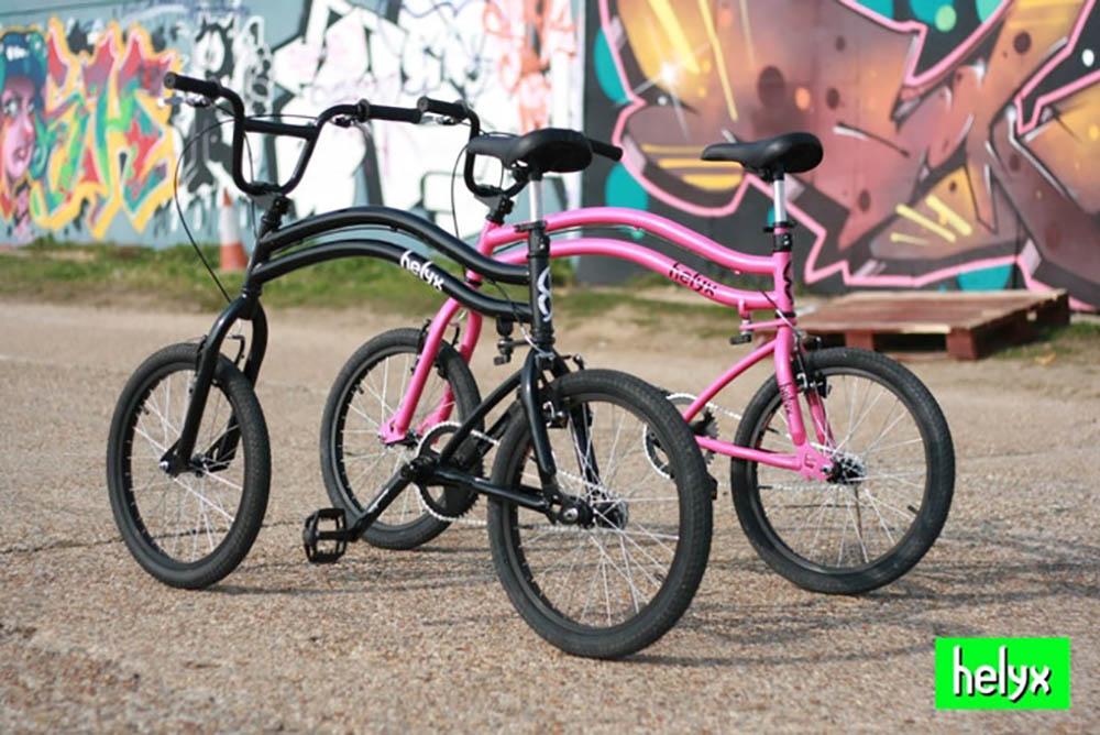 Helyx Bike flexibele fiets